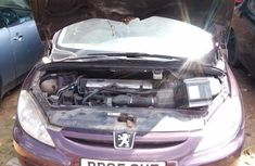 Peugeot 307 2002 Brown for sale