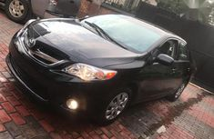 Toyota Corolla 2013 L 4-Speed Automatic Black for sale