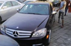 Mercedes-Benz C300 2011 Brown color for sale