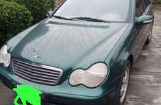 Mercedes-Benz C240 2004 Green for sale