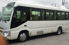 New Toyota Coaster 2018 White for sale