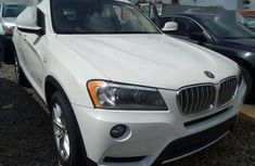 BMW X3 2012 White for sale