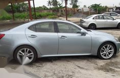 Sell blue 2007 Lexus IS automatic at price ₦2,700,000 in Ibadan
