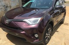 Toyota RAV4 2016 LE AWD (2.5L 4cyl 6A) Red for sale