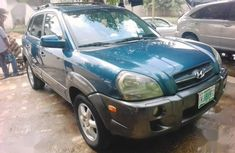 Hyundai Tucson 2008 Blue color for sale