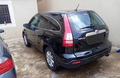 Honda CR-V 2007 LX 4WD Automatic Black for sale