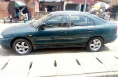 Mitsubishi Carisma 1996 1.8 Green for sale
