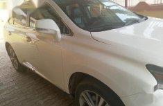 Lexus RX 2015 350 AWD White