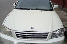 Kia Optima 2003 White for sale