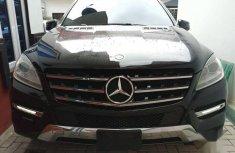 Mercedes-Benz ML350 2013 Black for sale
