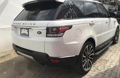 Land Rover Range Rover Sport 2014 HSE 4x4 (3.0L 6cyl 8A) White for sale