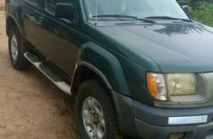 Nissan Xterra 2002 Green for sale