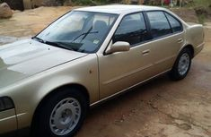 Nissan Maxima 1993 Gold for sale