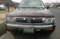 Brown 1999 Nissan Pathfinder for sale at price ₦600,000 in Port Harcourt