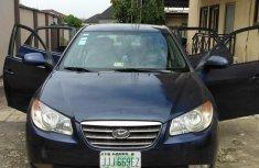 Hyundai Elantra 2009 1.6 Automatic Blue for sale