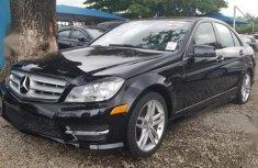 Mercedes-Benz C300 2014 Black for sale