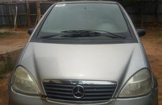 Mercedes-Benz A-Class 2004 Silver color for sale