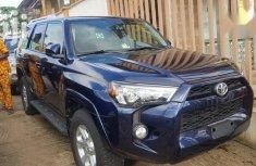 Toyota 4-Runner 2015 Blue for sale