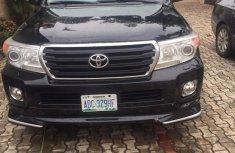 Toyota Land Cruiser 2012 Black for sale