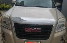 Sell super clean gold 2010 GMC Terrain automatic