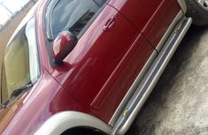 Toyota Sequoia 2004 Red for sale