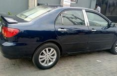 Need to sell cheap used blue 2006 Toyota Corolla sedan automatic