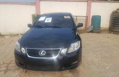 Lexus GS 2007 350 Black for sale