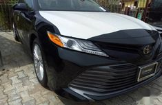 Sell new 2018 Toyota Camry automatic in Abuja