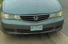 Honda Odyssey 1999 2.3 Gray color for sale