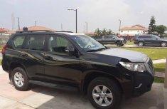 New Toyota Land Cruiser Prado 2018 VXR Black color for sale