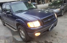 Ford Explorer 2005 Blue for sale