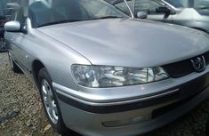 Peugeot 406 2002 Gray color for sale
