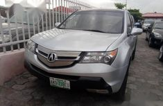 Acura MDX 2009 Silver for sale