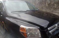 Sell used black 2007 Honda Pilot suv at cheap price