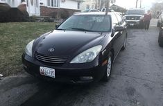 Lexus ES 2003 Purple color for sale
