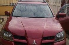 Mitsubishi Lancer / Cedia 2008 Red for sale