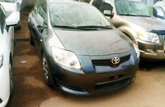 Toyota Auris 2010 Silver for sale