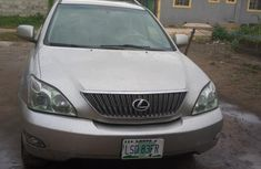 Sell grey 2005 Lexus RX in Warri at cheap price