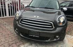 Mini Cooper 2014 Gray for sale
