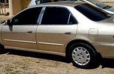 Used 1998 Honda Accord automatic for sale at price ₦500,000 in Abuja