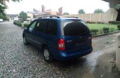 Mazda MPV 2000 Blue for sale