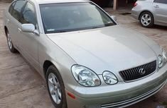 Need to sell high quality 2002 Lexus GS sedan at mileage 132,000