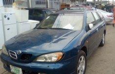 Nissan Primera 2001 Wagon Blue for sale