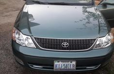 Toyota Avalon 2004 XL Green for sale