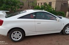 Toyota Celica 2003 White for sale