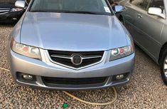Acura TSX 2005 Automatic Blue for sale