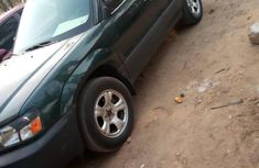 Subaru Forester 2004 2.5 XT Green for sale