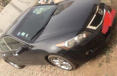 Honda Accord 2009 EX-L Automatic Black color for sale
