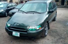 Nissan Quest 2002 3.5 Green for sale