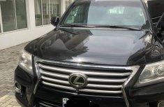Lexus LX 2015 Black for sale